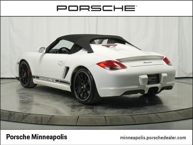 Certified Pre-Owned 2011 Porsche Boxster Spyder