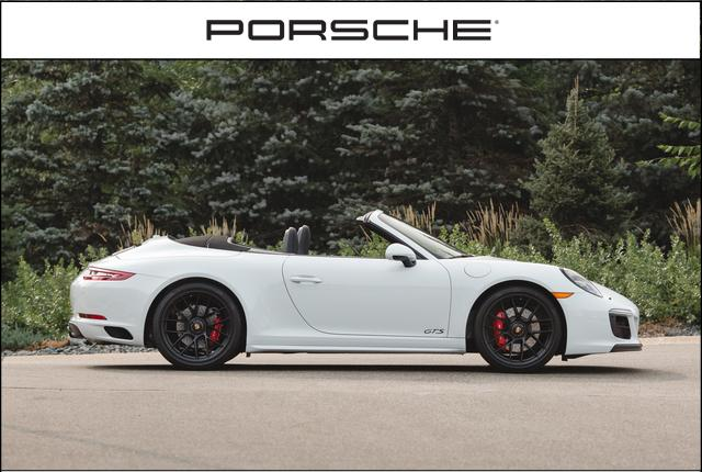 Certified Pre-Owned 2018 Porsche 911 Carrera GTS