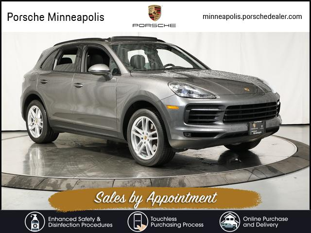 Pre-Owned 2020 Porsche Cayenne Base