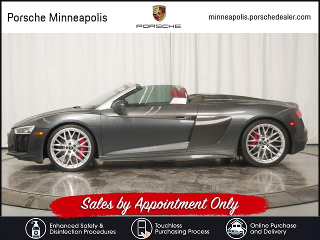 Pre-Owned 2017 Audi R8 5.2