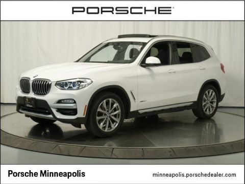 Pre-Owned 2018 BMW X3 xDrive30i