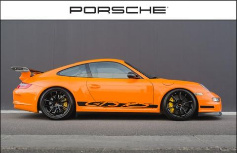Pre-Owned 2007 Porsche 911 GT3 RS
